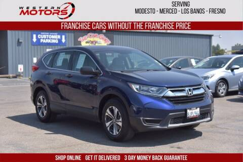 2019 Honda CR-V for sale at Choice Motors in Merced CA