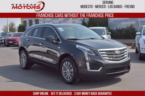 2017 Cadillac XT5 for sale at Choice Motors in Merced CA