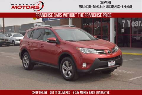 2015 Toyota RAV4 for sale at Choice Motors in Merced CA