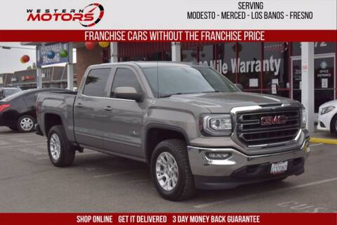 2017 GMC Sierra 1500 for sale at Choice Motors in Merced CA