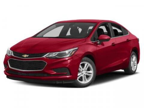 2018 Chevrolet Cruze for sale at Choice Motors in Merced CA