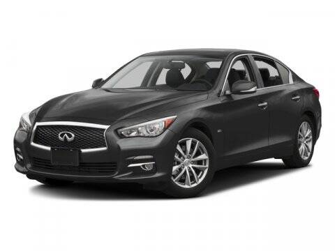 2017 Infiniti Q50 for sale at Choice Motors in Merced CA