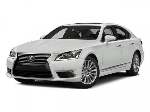 2015 Lexus LS 460 for sale at Choice Motors in Merced CA
