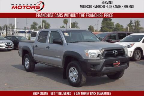 2015 Toyota Tacoma for sale at Choice Motors in Merced CA