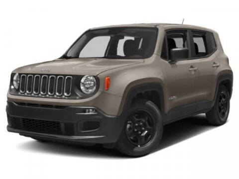 2018 Jeep Renegade for sale at Choice Motors in Merced CA
