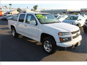 2012 Chevrolet Colorado for sale at Western Motors in Merced CA