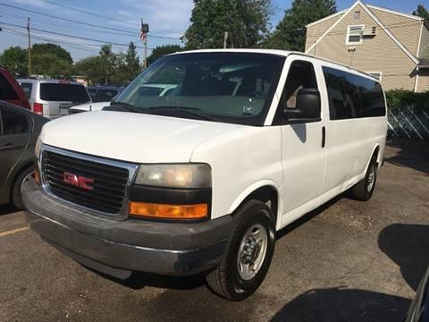 2008 GMC Savana Passenger for sale in Lodi, NJ