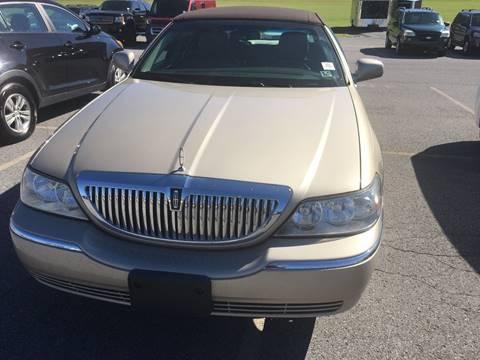 2011 Lincoln Town Car for sale in Lodi, NJ