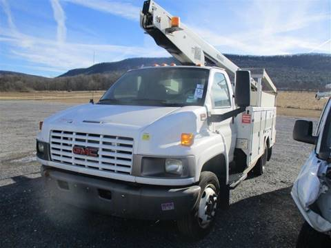 2009 GMC C4500 for sale in Lodi, NJ