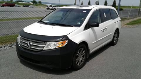 2012 Honda Odyssey for sale in Lodi, NJ