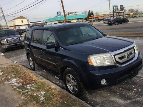 2010 Honda Pilot for sale at Northern Automall in Lodi NJ