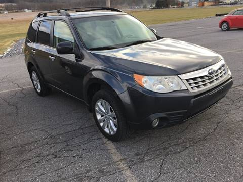 2013 Subaru Forester for sale at Northern Automall in Lodi NJ