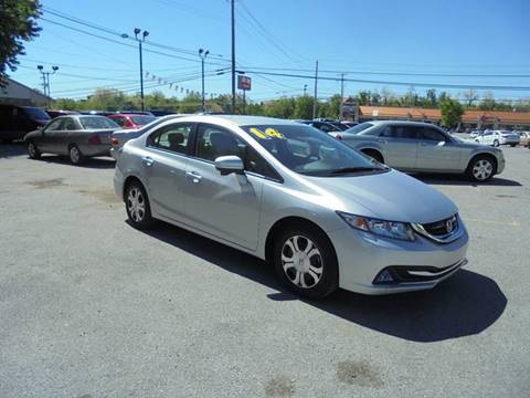 2014 Honda Civic for sale at Auto First in Mechanicsburg PA