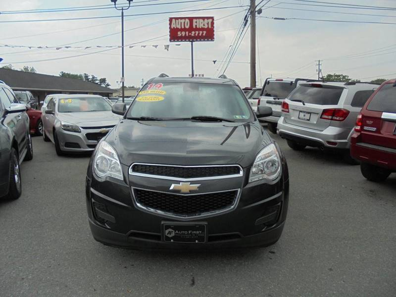 2014 Chevrolet Equinox for sale at Auto First in Mechanicsburg PA