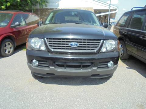 2003 Ford Explorer for sale at Auto First in Mechanicsburg PA