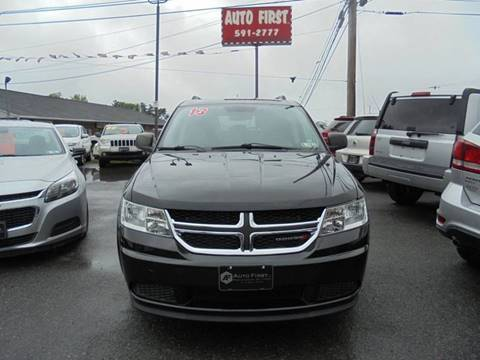 2013 Dodge Journey for sale at Auto First in Mechanicsburg PA
