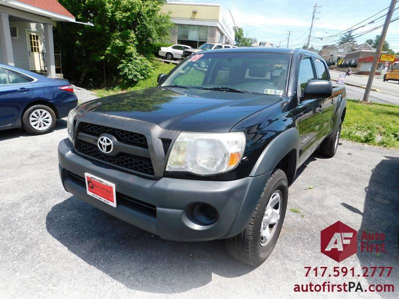2011 Toyota Tacoma Prerunner V6 In Mechanicsburg Pa Auto First Llc