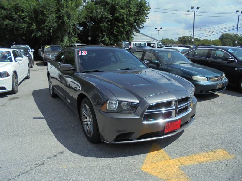 2013 Dodge Charger for sale at Auto First in Mechanicsburg PA