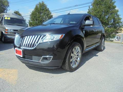 2011 Lincoln MKX for sale in Mechanicsburg, PA