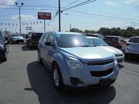 2015 Chevrolet Equinox for sale in Mechanicsburg, PA