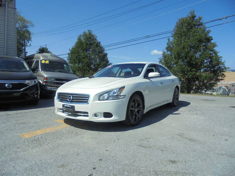 2013 Nissan Maxima for sale at Auto First in Mechanicsburg PA