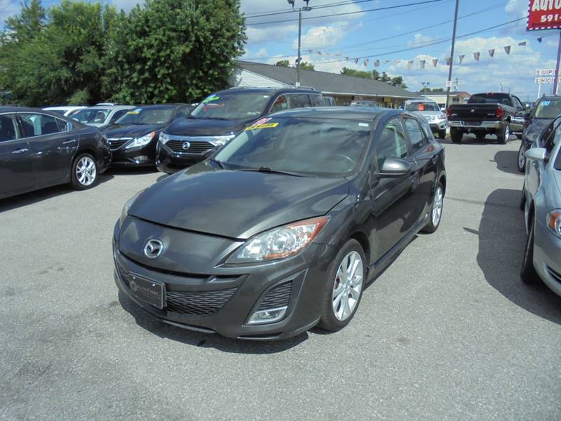 2011 Mazda MAZDA3 for sale at Auto First in Mechanicsburg PA