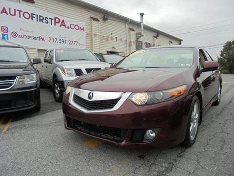 2010 Acura TSX for sale in Mechanicsburg, PA