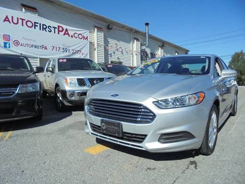 2014 Ford Fusion for sale in Mechanicsburg, PA