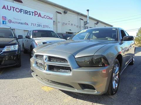 2011 Dodge Charger for sale in Mechanicsburg, PA