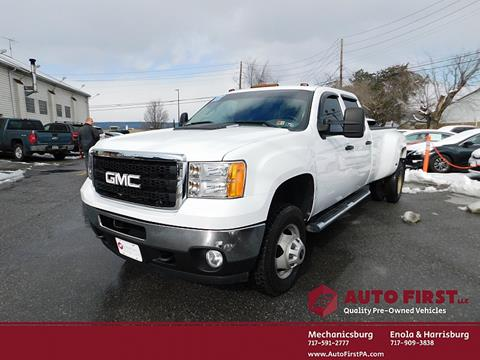 2012 GMC Sierra 3500HD for sale in Mechanicsburg, PA