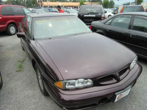 1998 Pontiac Bonneville for sale at Auto First in Mechanicsburg PA