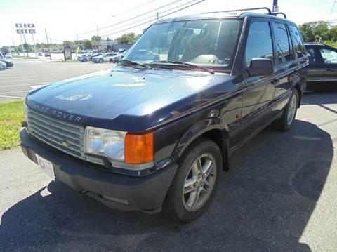 1999 Land Rover Range Rover For Sale - Carsforsale.com®