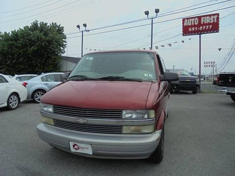 2000 Chevrolet Astro for sale in Mechanicsburg, PA
