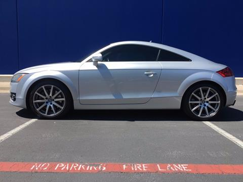 2008 Audi TT for sale in Round Rock, TX