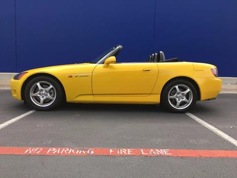 2001 Honda S2000 for sale in Round Rock, TX