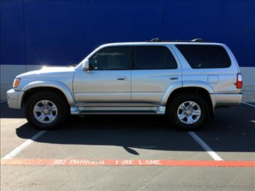 2001 Toyota 4Runner for sale in Round Rock, TX