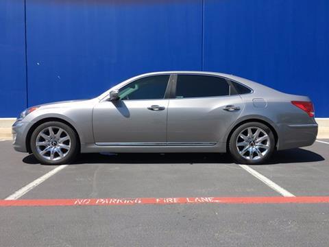 2011 Hyundai Equus for sale in Round Rock, TX