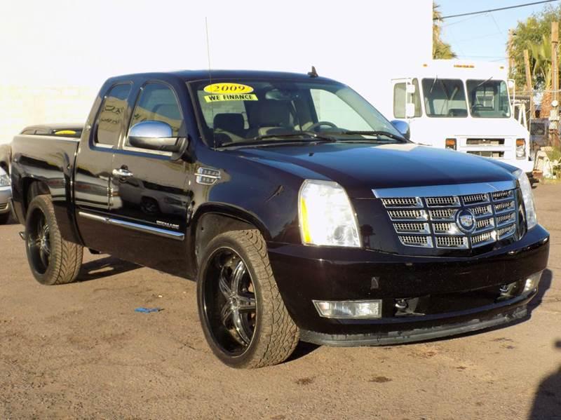 2009 CHEVROLET SILVERADO 1500 LTZ 4X2 4DR EXTENDED CAB 58 FT black 2009 chevrolet silverado 150