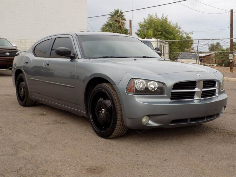 2006 DODGE CHARGER SE blue drive in style in this beautiful 2006 dodge charger this charger has