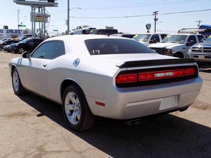 2012 Dodge Challenger SXT Plus 2dr Coupe - Phoenix AZ