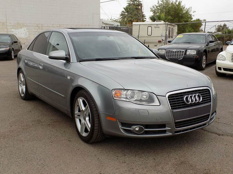 2005 AUDI A4 20T silver check out this well maintained 2005 audi a4 this a4 is equipped with a