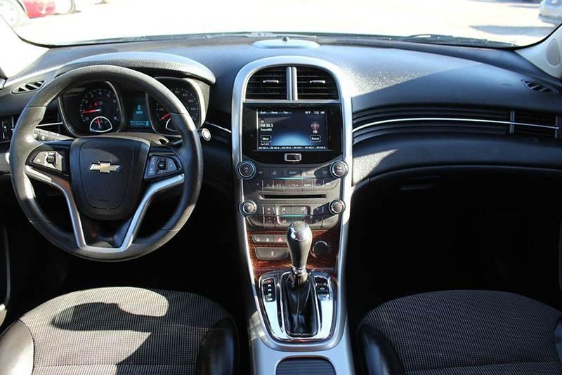 2013 Chevrolet Malibu LT 4dr Sedan w/1LT - Phoenix AZ