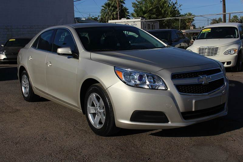 2013 CHEVROLET MALIBU LT 4DR SEDAN W1LT gold come down to discount auto sales and check out this