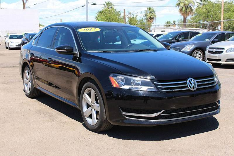 2012 VOLKSWAGEN PASSAT SE PZEV 4DR SEDAN 6A W SUNROOF black come check out this 2012 volkswagen