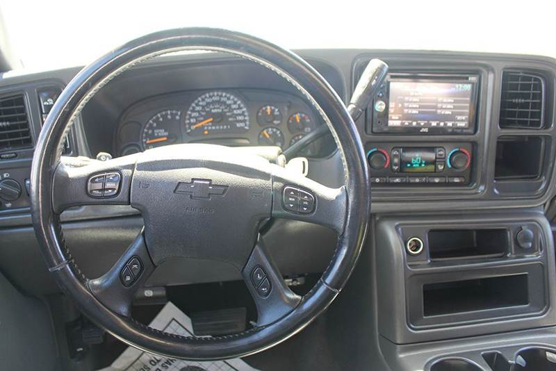 2007 Chevrolet Silverado 2500HD Classic LT1 4dr Crew Cab 4WD SB - Phoenix AZ