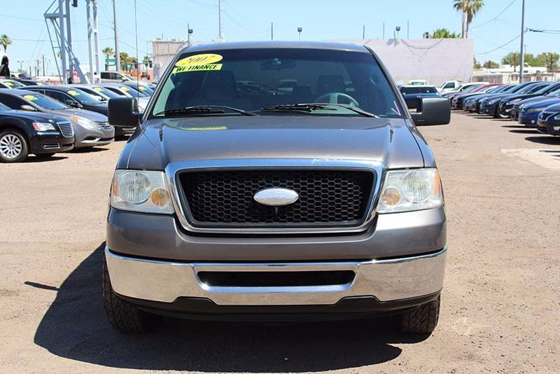 2007 Ford F-150 XLT 4dr SuperCrew Styleside 5.5 ft. SB - Phoenix AZ