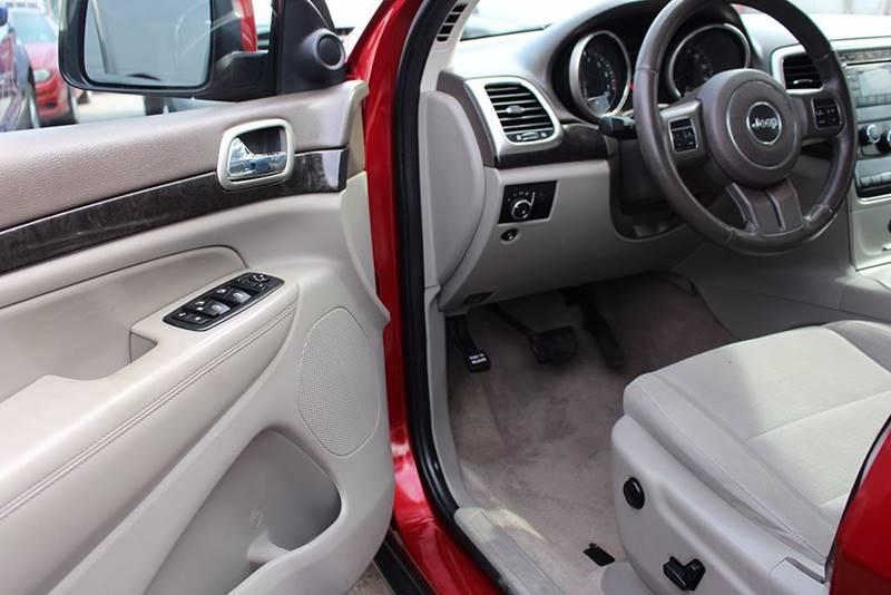 2011 Jeep Grand Cherokee 4x2 Laredo 4dr SUV - Phoenix AZ