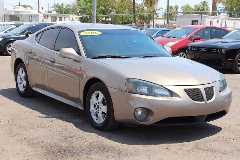 2006 PONTIAC GRAND PRIX BASE 4DR SEDAN gold stop by discount auto sales and have a look at this g
