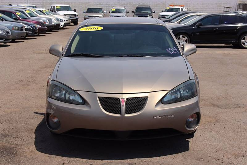 2006 Pontiac Grand Prix 4dr Sedan - Phoenix AZ