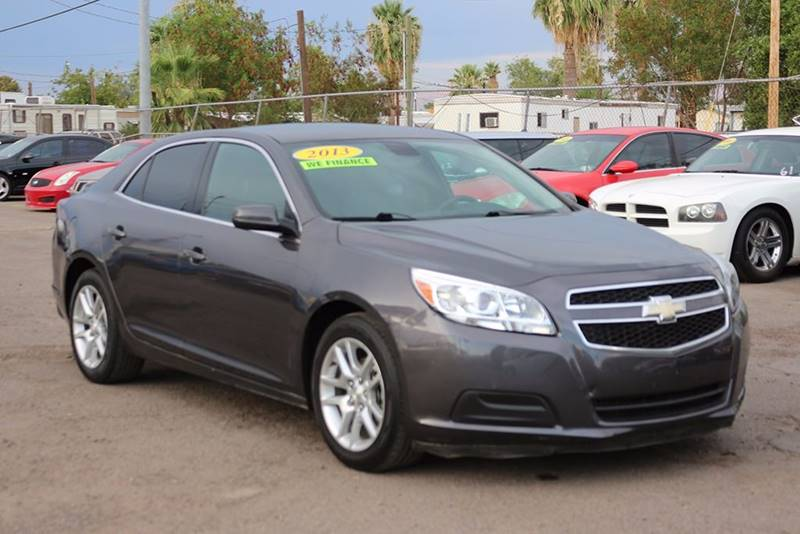 2013 CHEVROLET MALIBU ECO 4DR SEDAN W1SA gray come down to discount auto sales and check out thi
